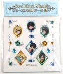 Kyou Kara Maoh Jewel Phone Stickers