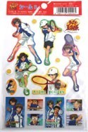 Prince of Tennis Seigaku Sticker Pack