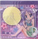 Lucky Star Kagami Mini Note Pad