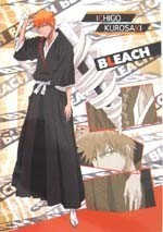 Bleach Ichigo Mini Note Book