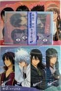Gintama Stationery Set