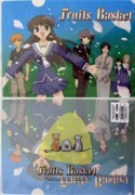 Fruits Basket Spring Time Clear File