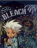 Bleach Hitsugaya Mini Note Pad