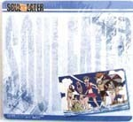 Soul Eater Mouse Pad/Note Pad Blue
