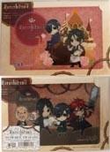 Kuroshitsuji 2 Post Card Set Chibis