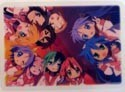 Lucky Star Collectable Board Large Group