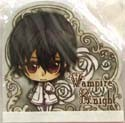 Vampire Knight Kaname Mini Note Pad
