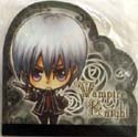 Vampire Knight Zero Mini Note Pad