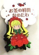 Rozen Maiden Shinku Bag Clip