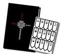 Bleach Ichibankuji D Prize Hardcover Note Book Black