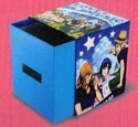 Uta no Prince-Sama Taito Kuji Blue Honpo E Prize CD Storage Box