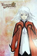 Tales of Symphonia Refill Sage Post Card