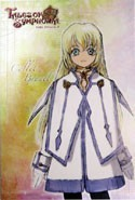 Tales of Symphonia Collet Brunel Post Card