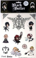 Black Butler Chibi Stickers