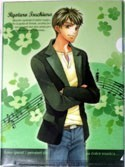 La Corda D'Oro Tsuchiura Mini Clear File Folder