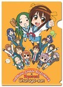 The Melancholy of Suzumiya Haruhi-chan File Folder