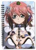 Sora no Otoshimono Spiral Notebook