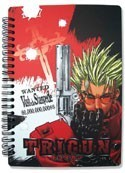 Trigun Spiral Notebook