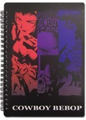 Cowboy Bebop Group Spiral Notebook