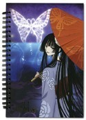 xxxHolic Yuuko Spiral Notebook