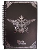 Black Butler Emblem Spiral Notebook