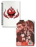 Tengen Toppa Gurren Lagann Gurren Dan Symbol Spiral Notebook