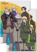 Hetalia Axis Powers Allies File Folder