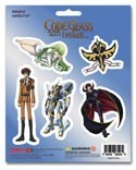 Code Geass Magnet Collection