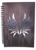 Tsubasa Reservoir Chronicles Wing Logo Spiral Notebook