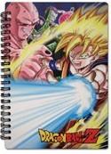 Dragonball Z Spiral Notebook