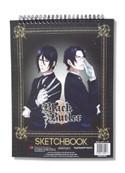 Black Butler II Sebastian and Claude Sketchbook