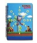 Sonic the Hedgehog Classic Oops Spiral Notebook