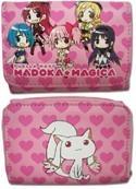 Puella Magi Madoka Magica Group Wallet