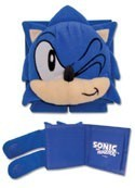 Sonic Classic Plush Wallet