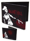 Silent Hill Nurse and Logo Wallet