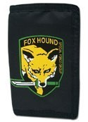 Metal Gear Solid Fox Hound Wallet