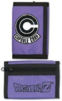 Dragonball Z Capsule Corps Wallet