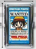 One Piece Luffy Business Card Holder