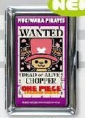 One Piece Chopper Business Card Holder