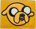 Adventure Time Jake Fuzzy Wallet