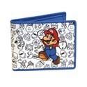 Nintendo Super Mario Brothers Mario Bifold Wallet