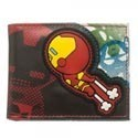 Marvel Kawaii Avengers Ironman Bifold Wallet