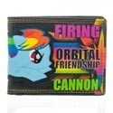 My Little Pony Rainbow Dash Bifold Wallet