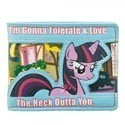 My Little Pony Twilight Sparkle Bifold Wallet