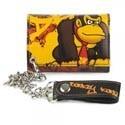 Nintendo Donkey Kong Chain Wallet