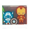 Marvel Avengers Thin Bifold Wallet