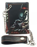 Spiderman Venom Chain Wallet