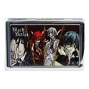 Black Butler Group Metal Business Card Holder
