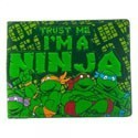 Teenage Mutant Ninja Turtles Skinny Wallet