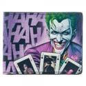 Batman Joker Hahaha Bifold Wallet